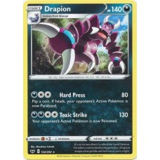Drapion - 122/202 (Sword & Shield Base Set)