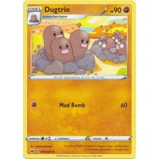 Dugtrio - 093/202 (Sword & Shield Base Set)
