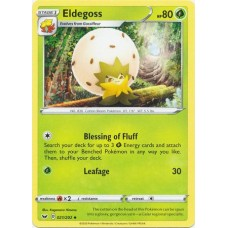 Eldegoss - 021/202 (Sword & Shield Base Set)