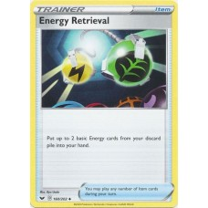 Energy Retrieval - 160/202 (Sword & Shield Base Set)