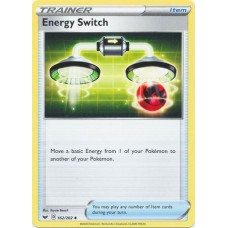 Energy Switch - 162/202 (Sword & Shield Base Set)
