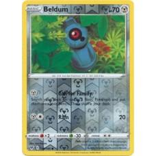 Beldum - 116/185 (Vivid Voltage) - Reverse Holo