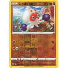 Clobbopus - 100/185 (Vivid Voltage) - Reverse Holo