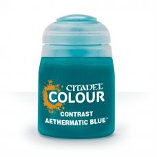 Aethermic Blue - kontrast