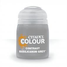 Basilicanum Grey - kontrast