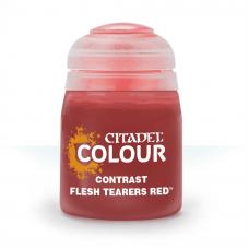 Fleshtearers Red - kontrast