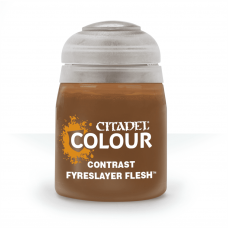 Fyreslayer Flesh - kontrast