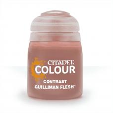Guilliman Flesh - kontrast