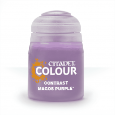 Magos Purple - kontrast