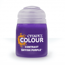 Shyish Purple - kontrast