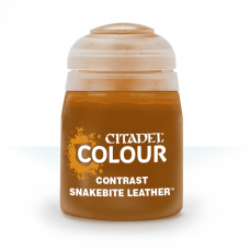 Snakebite Leather - kontrast