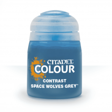 Space Wolves Grey - kontrast