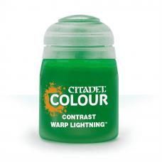 Warp Lightning - kontrast