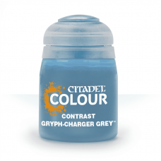 Gryph-Charger Grey - kontrast