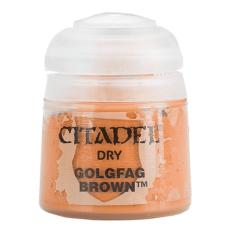 Golgfag Brown - dry