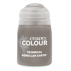 Agrellan Earth - technical