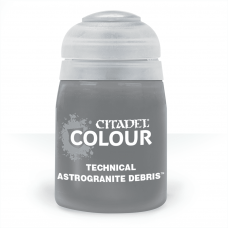 Astrogranite Debris - technical
