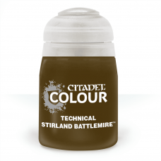 Stirland Battlemire - technical