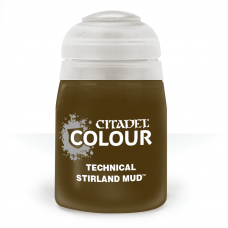 Stirland Mud - technical