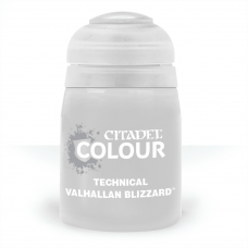 Valhallan Blizzard - technical