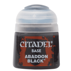 Abaddon Black – base