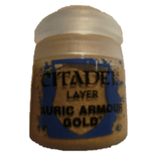 Auric Armour Gold (layer)