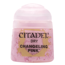 Changeling Pink - dry