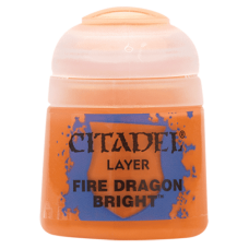 Fire Dragon Bright - layer