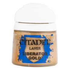 Liberator Gold - layer