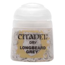 Longbeard Grey - dry