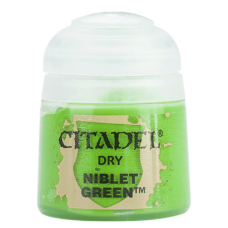 Niblet Green - dry
