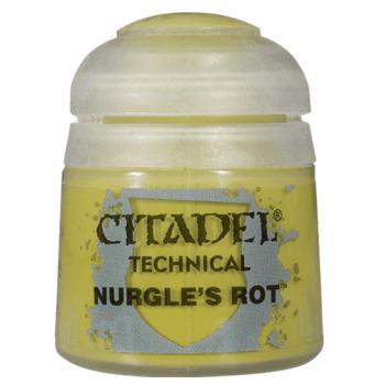 Nurgle's Rot - technical
