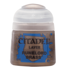 Runelord Brass - layer