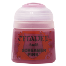 Screamer Pink - base