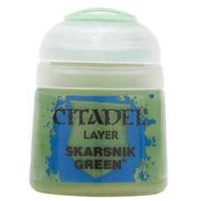 Skarsnik Green - layer