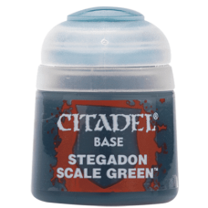 Stegadon Scale Green - base