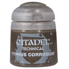Typhus Corrosion - technical
