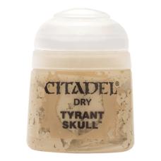 Tyrant Skull - dry