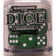 Citadel Dice Cube - Green