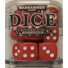 Citadel Dice Cube - Red