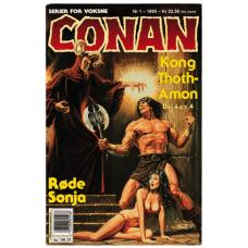 Conan nr. 1/1995