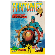 Fantomet nr. 10/1988