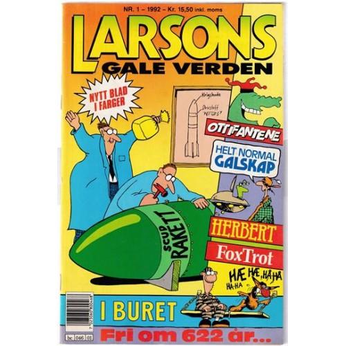 Larsons Gale Verden