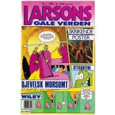 Larsons Gale Verden 1/1993