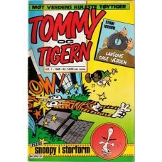 Tommy og Tigern 1/1990