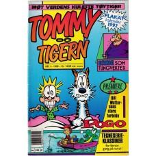 Tommy og Tigern 1/1992