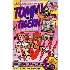 Tommy og Tigern 1/1993
