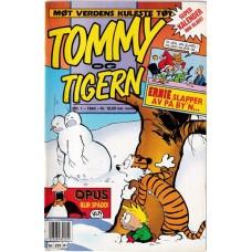 Tommy og Tigern 1/1994