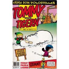 Tommy og Tigern 1/1995