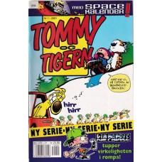 Tommy og Tigern 1/2001